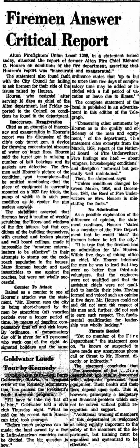 Richard George Houren