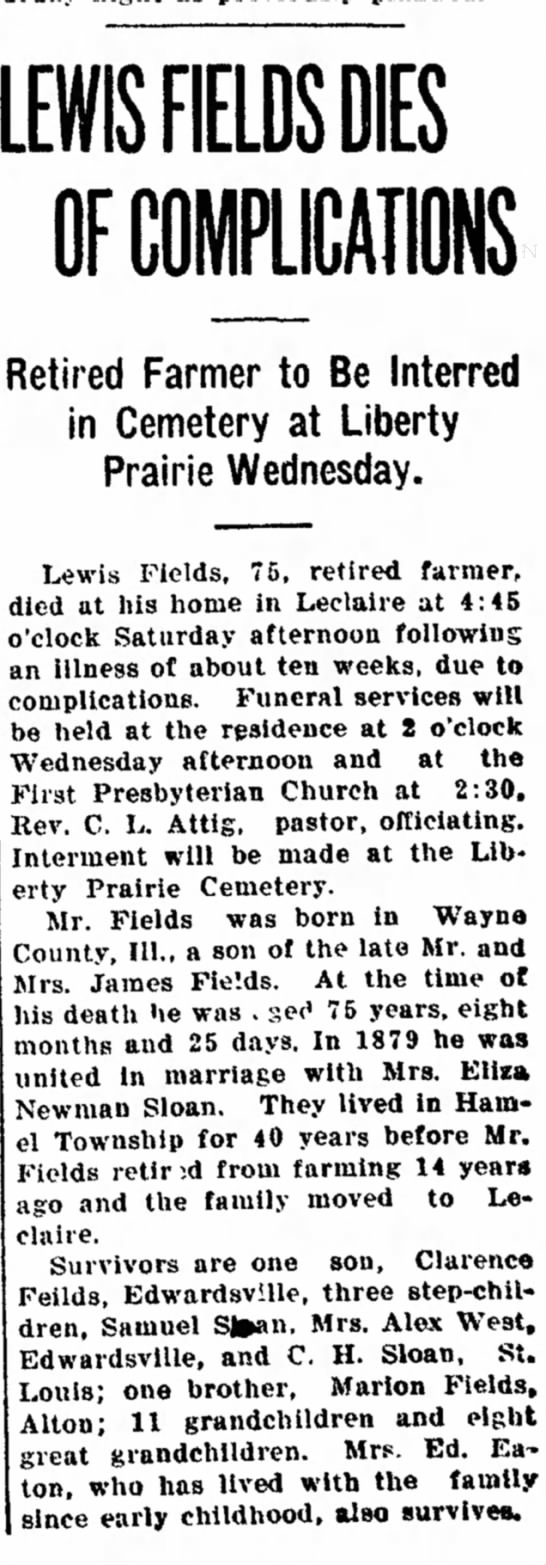 Fields_Lewis_Death_1933 - Bohm opposed. the taxes provide the after...