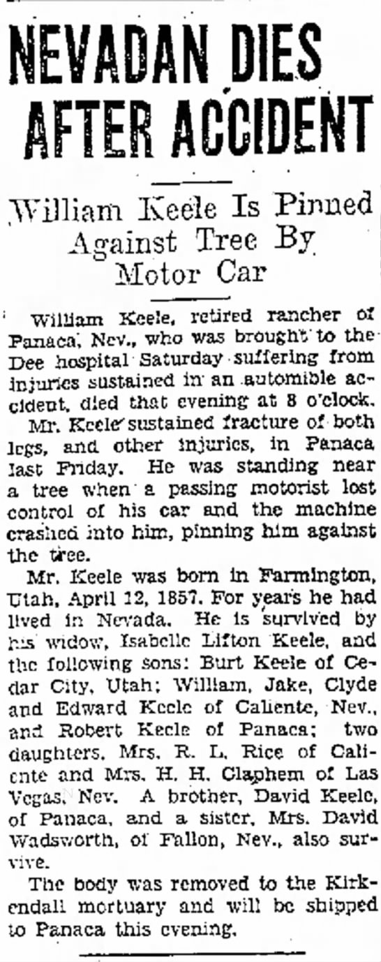 William Keele