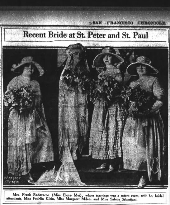 Sunday Society Page - f cRecetit Brife alter and St PM I rLr - iig...