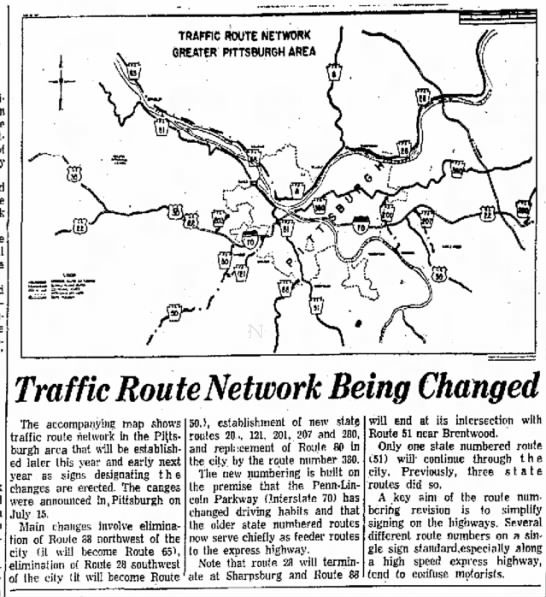 1960 Pittsburgh map, September 2, 1960 - homi the report poll were a 16 -which were a to...