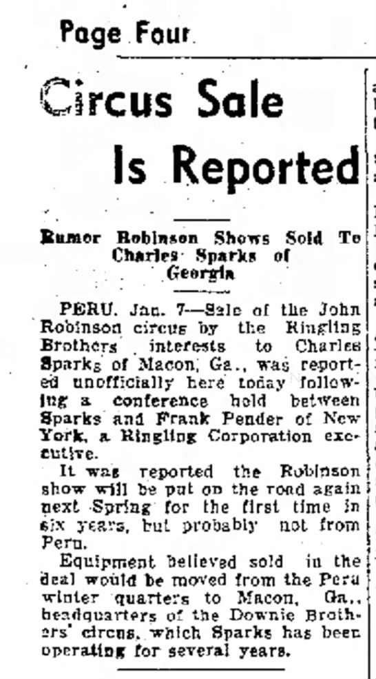 Sparks Purchase Robinson
