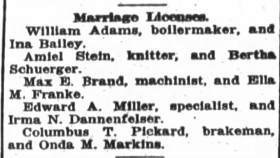 1919 Jul 31 FtWayne Sentinel