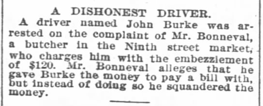 15 June, 1893 Times-Picayune