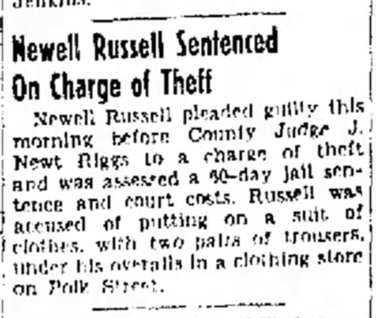 Amarillo Globe-Times 03 May 1938