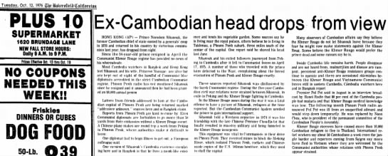 Khmer Rouge V - Tuesday, Oct. 12, 1976 gl;r tBukcntfirlh...