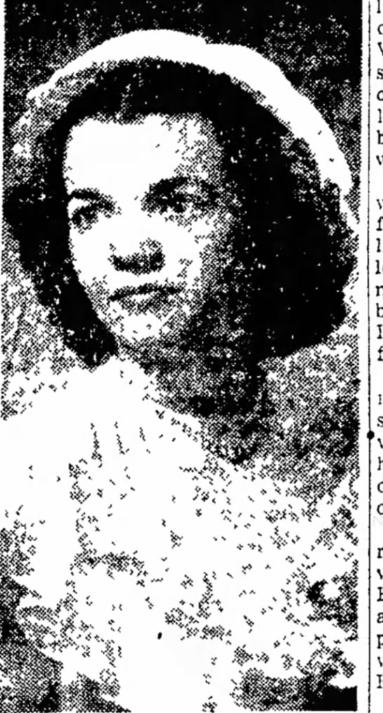Mary T. GriffinApril 1950