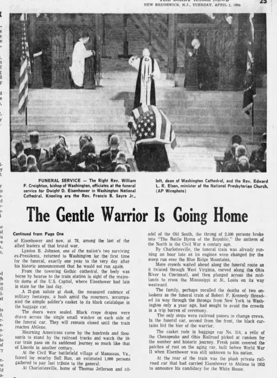 1969_04_01_Central NJ Home News_New Brunswick NJ_Page 25_The Gentle Warrior is Going Home