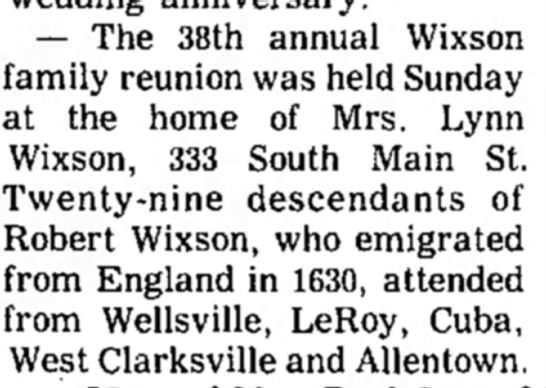 Wellsville, New York