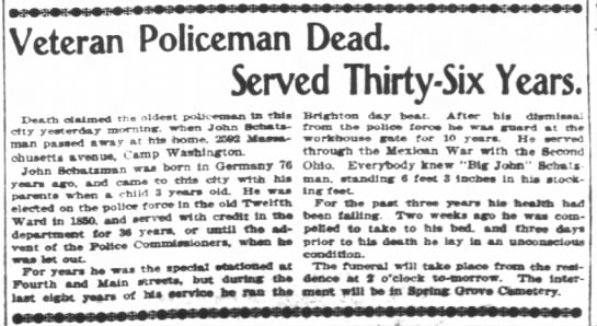 John Schatzman Obituary - J3Q1w$Uj3a) Veteran Policeman Tx.rt, ..aimed...