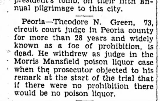 1930.02.10 TN Green dead