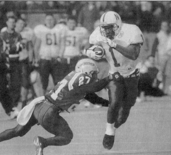 1994 Nebraska-Iowa State photo Phillips
