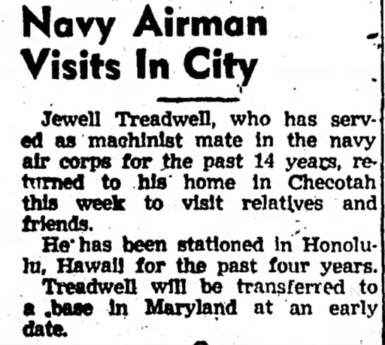 Jewell Treadwell