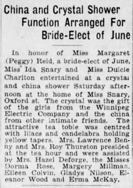 Winnipeg Tribune, 11 June 1935, Page 8