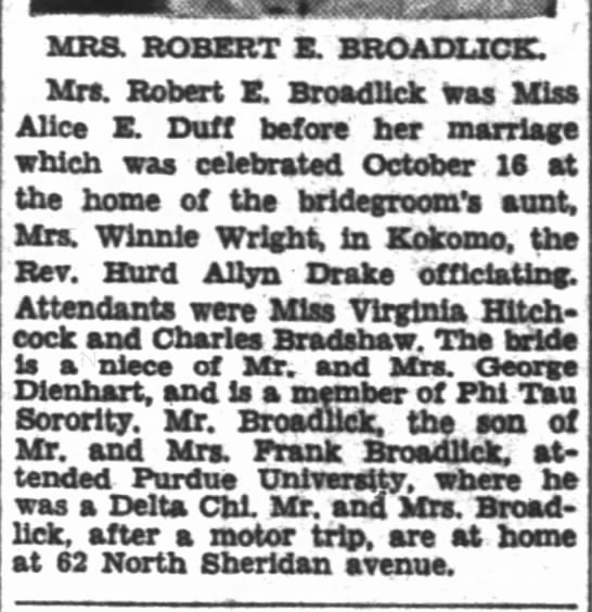 Alice Duff Broadlick