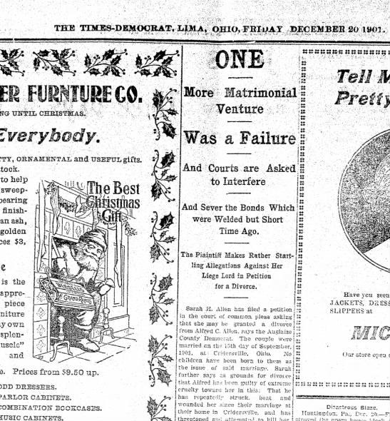 Santa-Lima-Ohio_Times-Dem_1901-12-20 - THIS TIMB9-DBMOOBA1?, OHIO, FEIiJAT DJECEMJBEH...