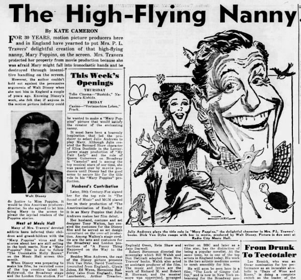 The High-Flying Nanny
