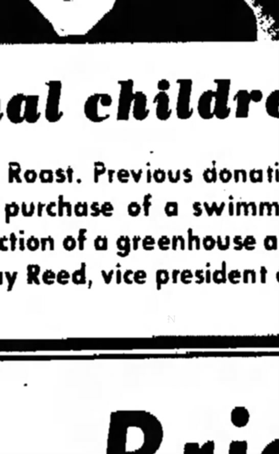 Lions club donation with dad - Roast. Previous purchase of a of a greenhouse...