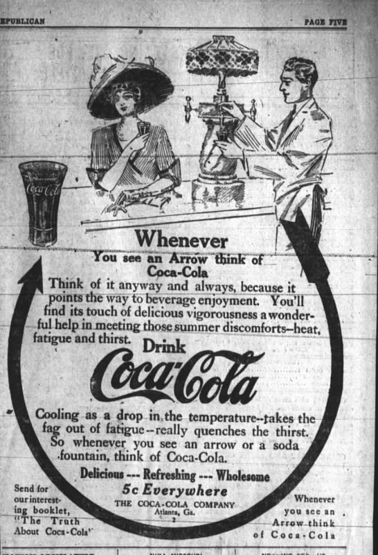 Springfield Missouri Republican Thursday May 11 1911