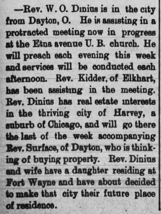 Huntington Weekly Herald (Huntington, Indiana)  