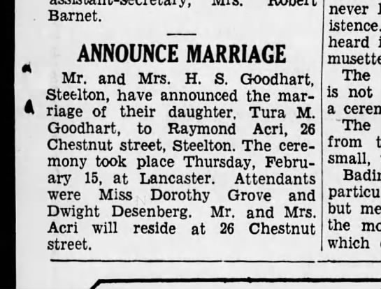1934 Feb 21 Harrisburg Telegraph