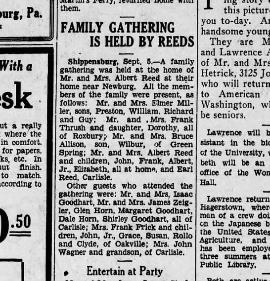 1930 September 5 Hbg Telegraph - Pa. With a a really where the in comfort. for...