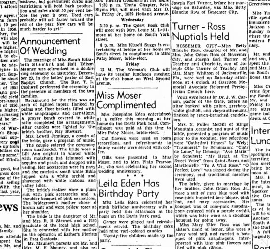 Read descriptions of weddings  to learn what weddings were like at the time. - program afford agent! farm 10 per in 1950. the...
