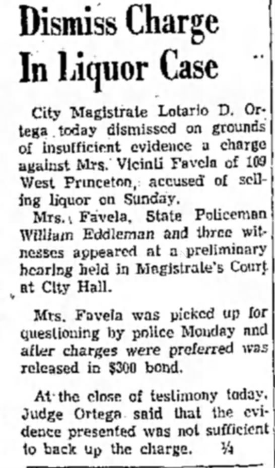 24 Jul 1958 Gallup Ind St Troop Wm Eddleman-2 - Dismiss Charge In Liquor Case City Magistrate...