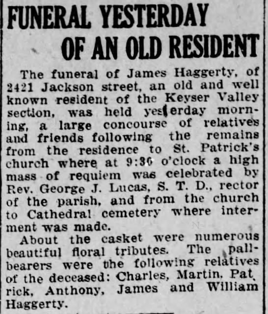James Haggerty