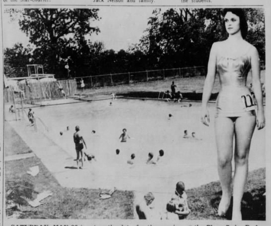 pool - j of the Star-Courier. Jack Nelson and family,