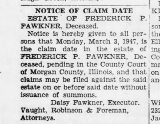 F P Fawkner estate3