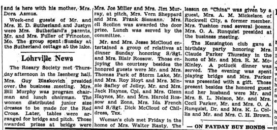 Carrol Daily Times HeraldCarroll, IowaFriday, October 19, 1945p9