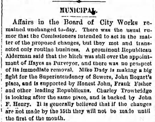 Thursday, December 13, 1877 - Page 4 - i 1 I MUMC1PA,. Affairs in the Board of City...