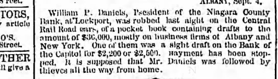 The Brooklyn Daily Eagle 04Sep1857 - nrtlclu CO'S. Street. OTHER give a Alhasy,...