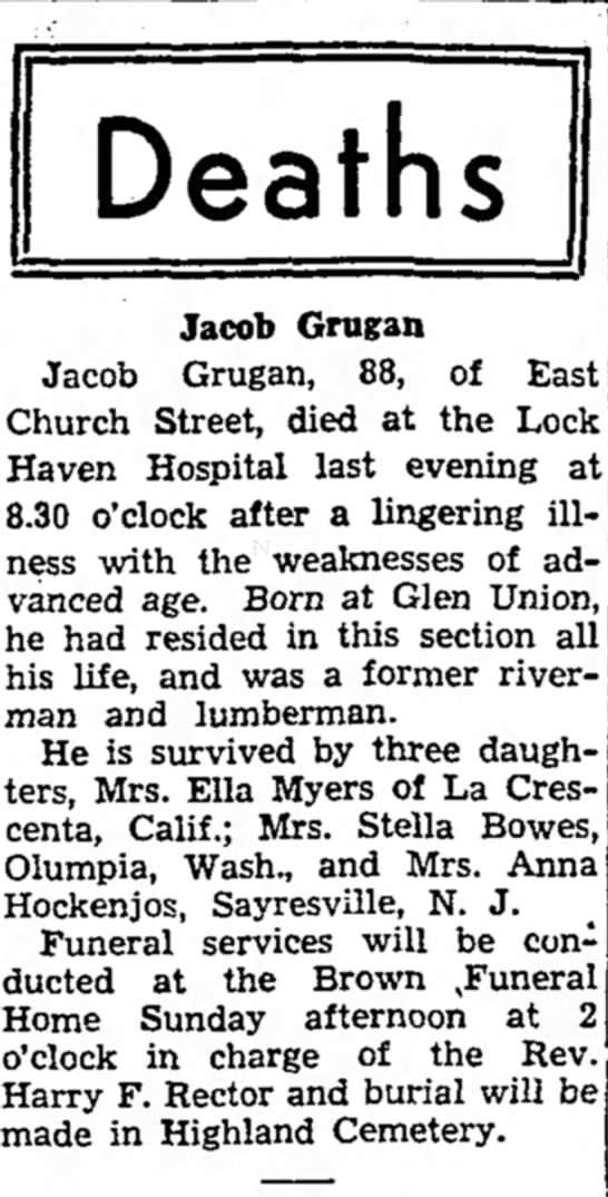 The Lock Haven Express