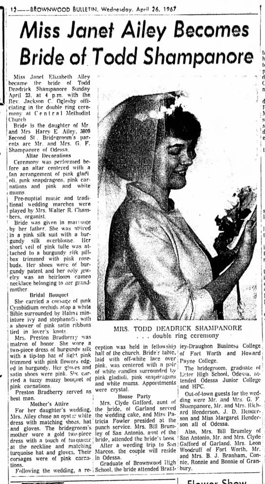 Brownwood Bulletin (Texas)