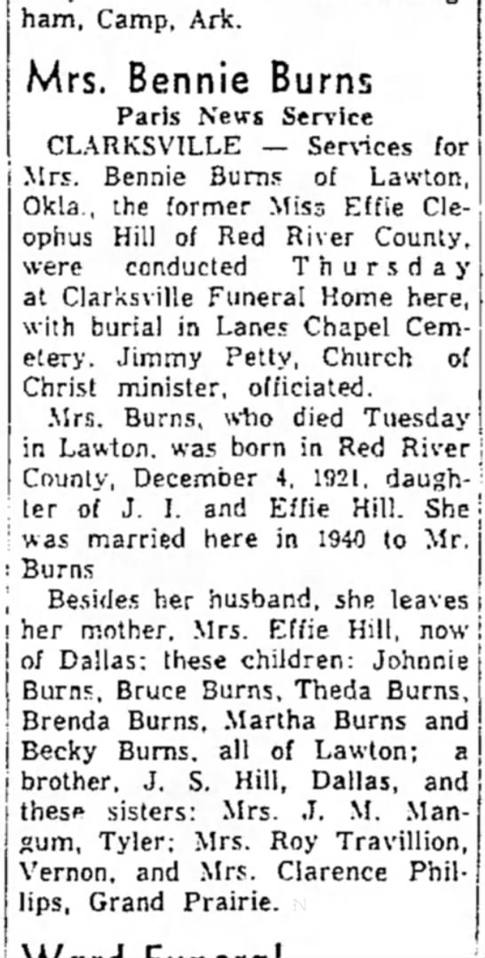 Paris News in Paris Texas July 22, 1960