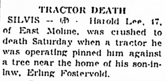 Dixon Evening Telegraph (Dixon, Illinois) Date: 27 July 1953  27 July 1953 Page: Page 2  Page 2