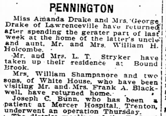 Trenton Evening Times