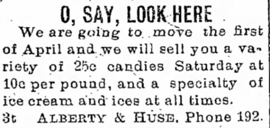 Alberty & Huse