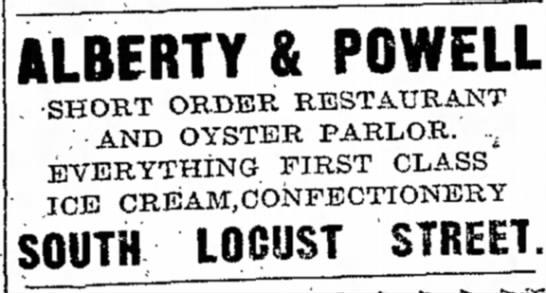 Alberty & PowellDec 28, 1907