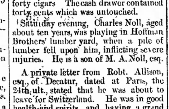 charles noll 10 july 1878 fwws 
