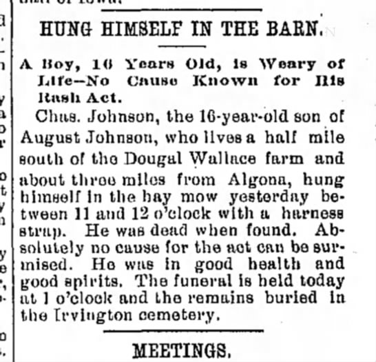 Johnson, Charlie O