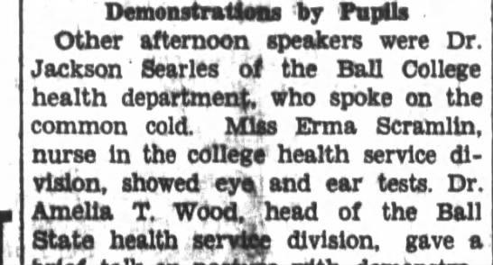 The Alexandria Times Tribune 12/9/31 - Demonatratteas by Fnpus Other afternoon...