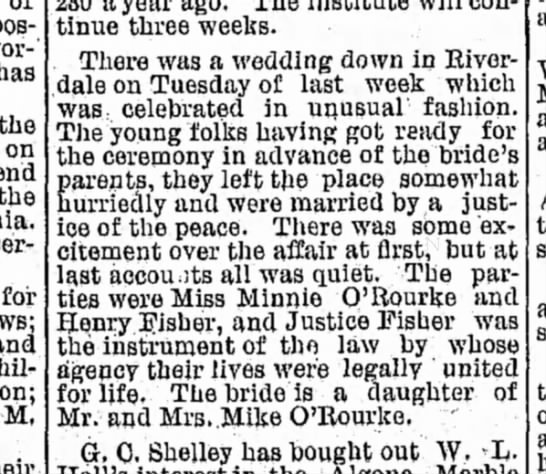 Algona Republican 19 July 1895 - worthy has the on the for M, continue three...