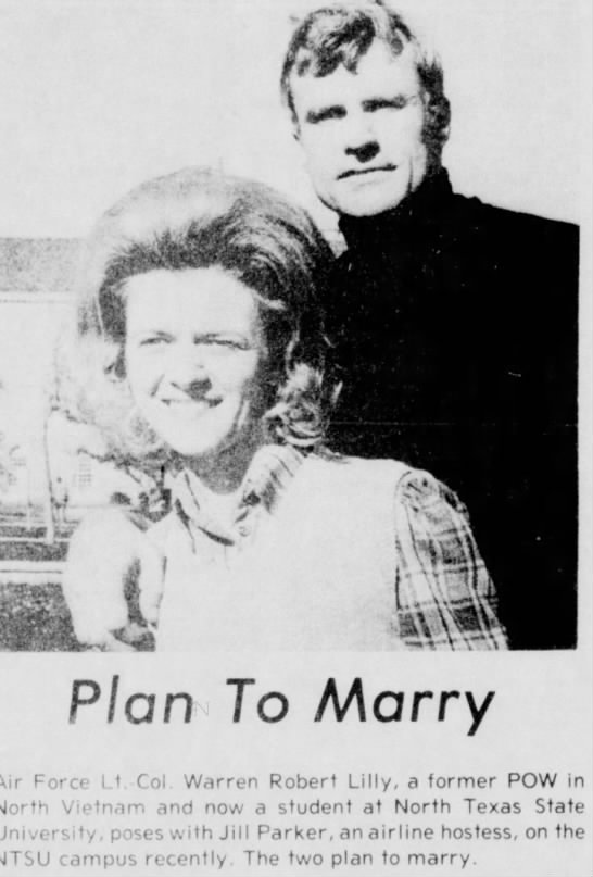 Lilly snow marriage & photo - Plan To Marry Air Fore* 4 Col. Warren Robert...