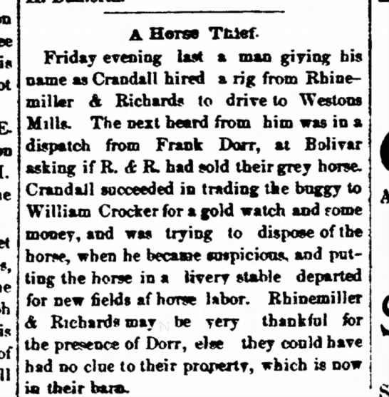rhinemiller new york - duties on a three of hi* a hot town on the M....