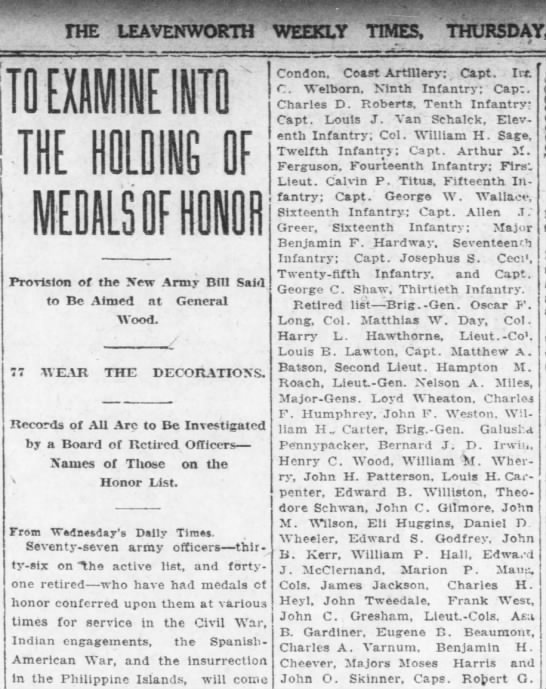 The Leavenworth Weekly Times June 1 1916 - THE LEAVENWORTH WEEKLY TOTES, THURSDAY, THE...