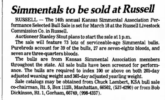 March 6 1986 The Salina Journal -
