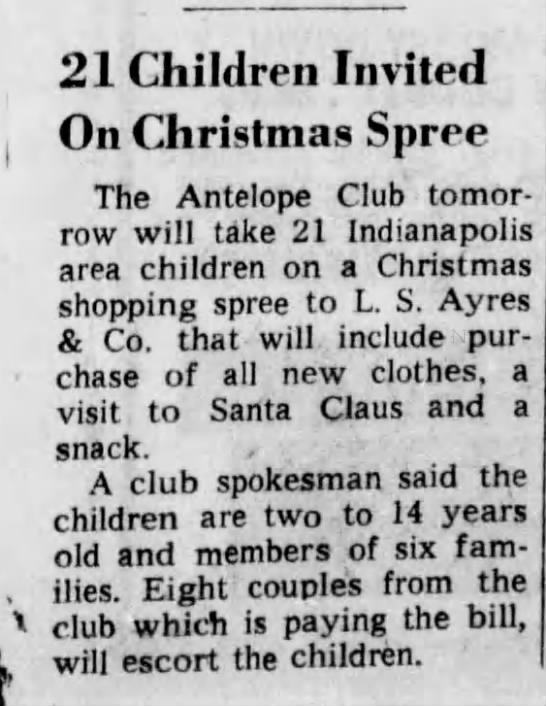 1965 12.17 Christmas Spree -
